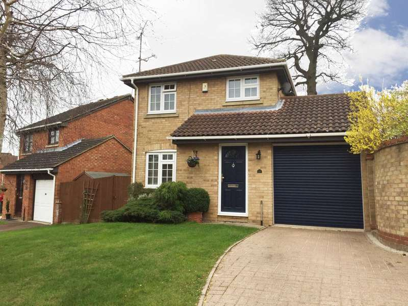 3 Bedrooms Detached House for sale in Portman Drive, Billericay