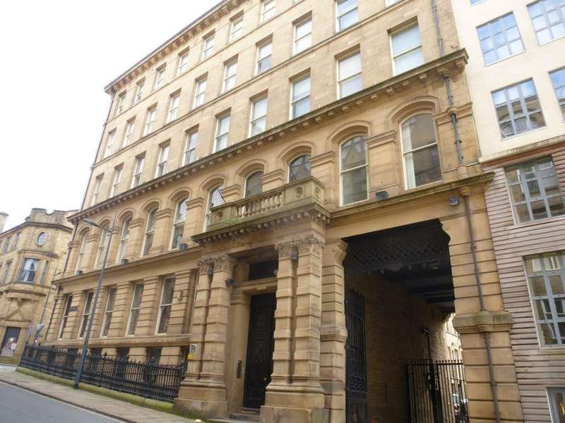 1 Bedroom Apartment Flat for sale in East Parade, Bradford, BD1