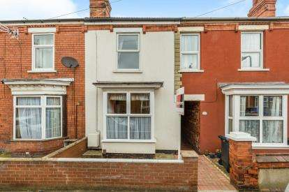 3 Bedrooms Terraced House for sale in Maple Street, Lincoln, Lincolnshire, .