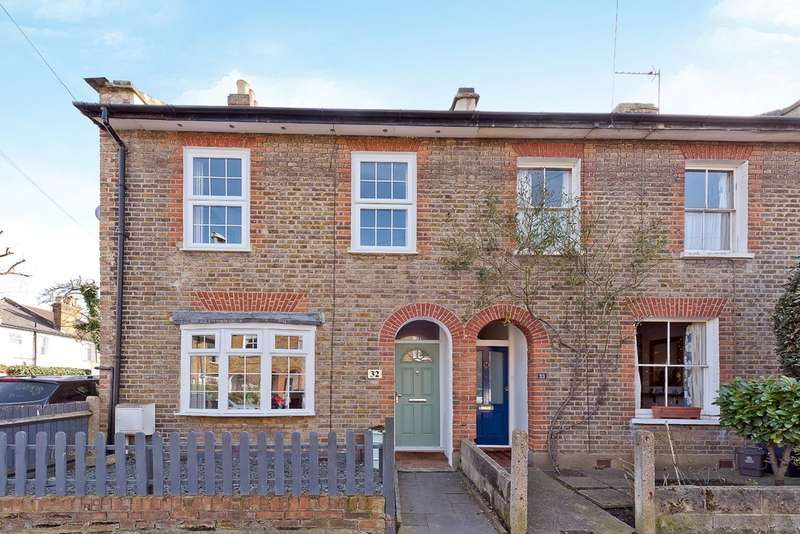 3 Bedrooms End Of Terrace House for sale in Surbiton