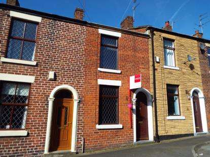 2 Bedrooms Terraced House for sale in Brook Street, Higher Walton, Preston, Lancashire