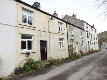 3 Bedrooms Terraced House for sale in River View, Litton Mill, Millers Dale, Buxton