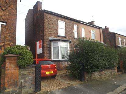 3 Bedrooms Semi Detached House for sale in Byron Street, Eccles, Manchester, Greater Manchester