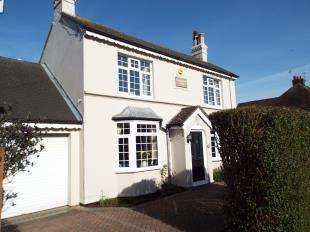 3 Bedrooms Detached House for sale in Osborne Road, Willesborough, Ashford, Kent