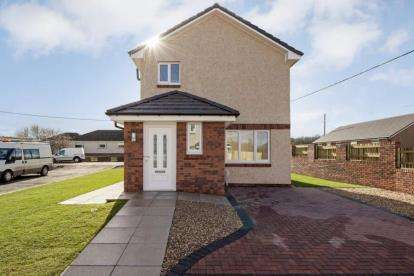 3 Bedrooms Semi Detached House for sale in Shawsburn View, Ayr Road