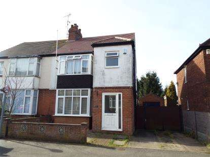 3 Bedrooms Semi Detached House for sale in Kenneth Road, Luton, Bedfordshire