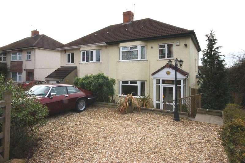 3 Bedrooms Semi Detached House for sale in Kelston Road, Westbury-on-Trym, Bristol, BS10