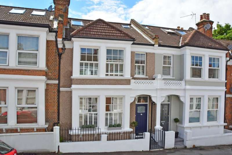 4 Bedrooms Terraced House for sale in Murillo Road, Hither Green, London, SE13