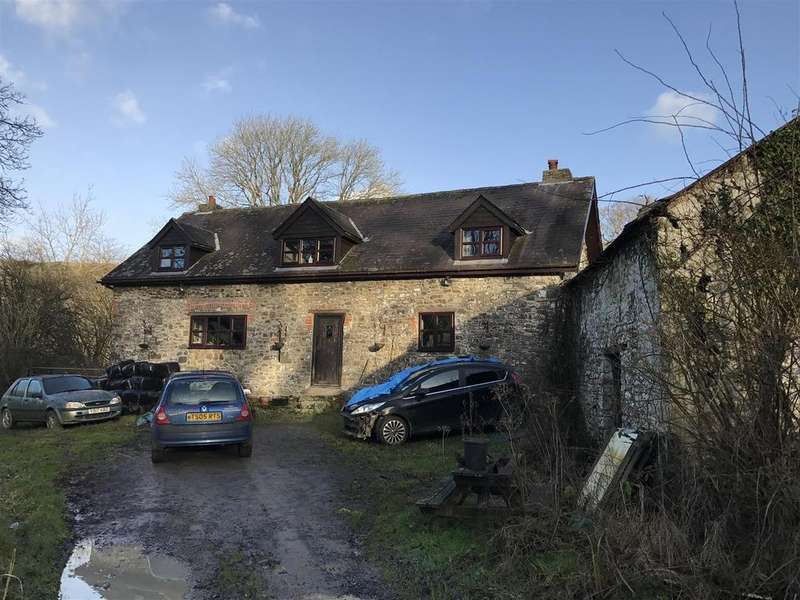 4 Bedrooms Country House Character Property for sale in Talley, Llandeilo