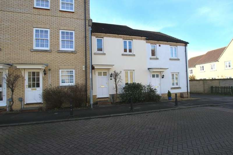 3 Bedrooms Terraced House for sale in Wissey Way, Ely