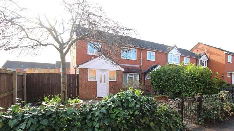 3 Bedrooms End Of Terrace House for sale in Orchard Court, Birkenhead, Merseyside, CH41