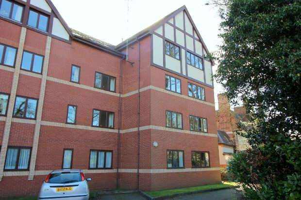 2 Bedrooms Flat for sale in Chandler Court, Davenport Road, Earlsdon, Coventry