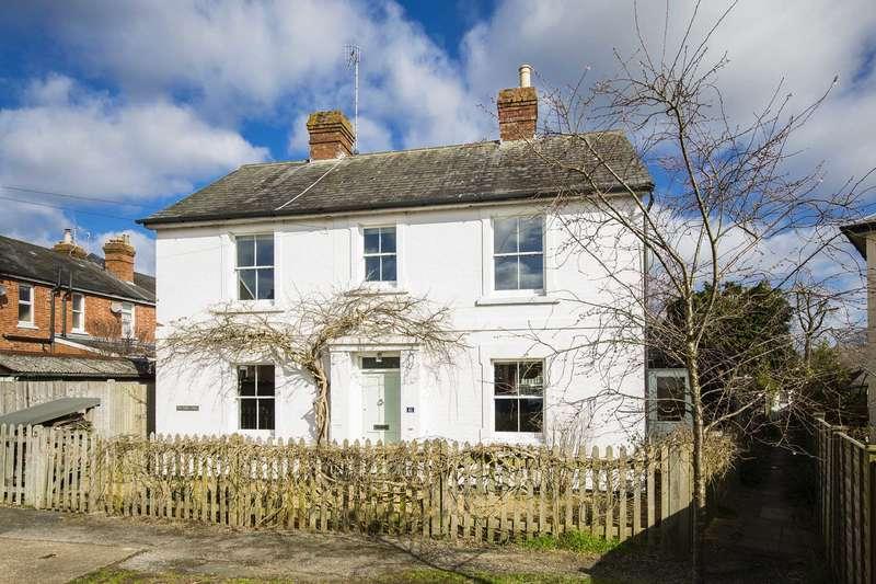 4 Bedrooms Detached House for sale in Nelson Road, Tunbridge Wells
