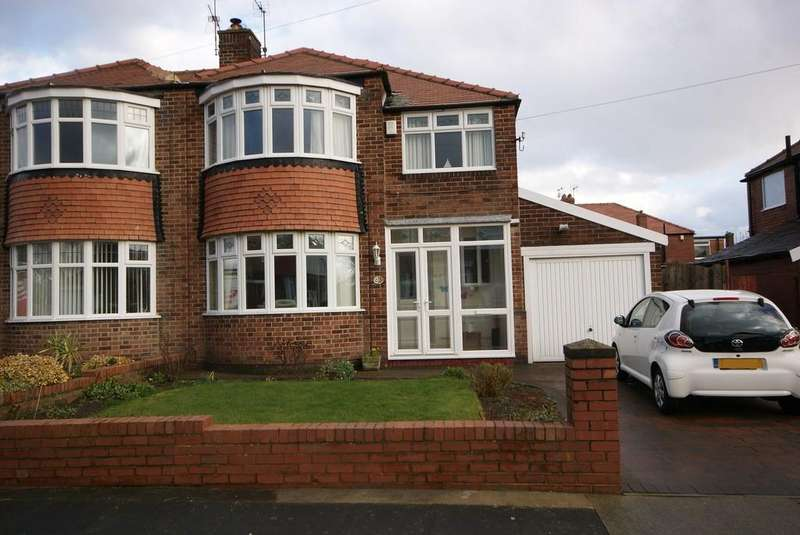 3 Bedrooms Semi Detached House for sale in Farndale Avenue, South Bents
