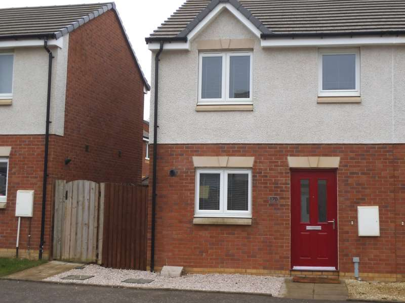 3 Bedrooms End Of Terrace House for sale in 170 McDonald Street, Dunfermline, KY11 8SU
