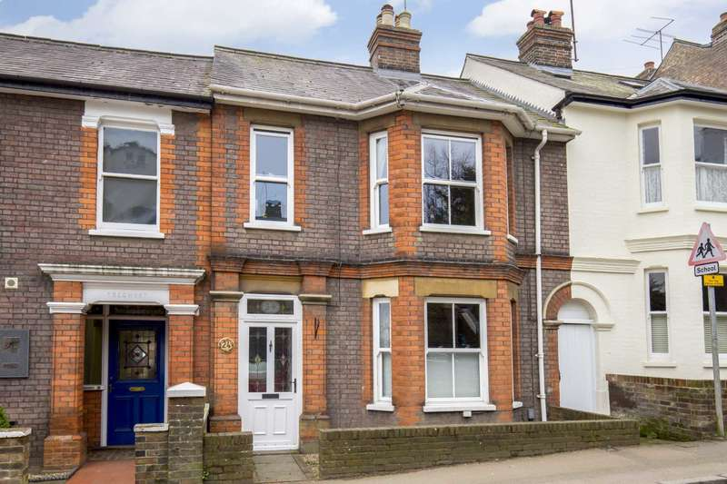 4 Bedrooms Terraced House for sale in Kings Road, Berkhamsted