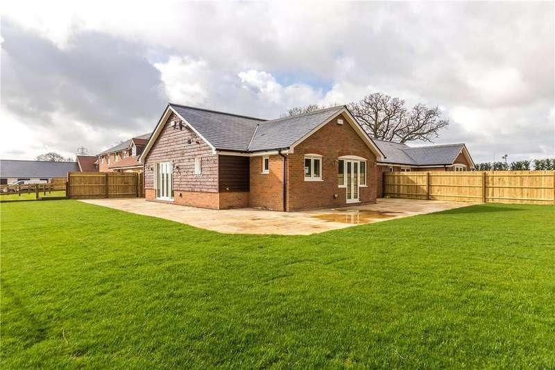 4 Bedrooms Semi Detached Bungalow for sale in Birch Grove, Harpenden, Hertfordshire