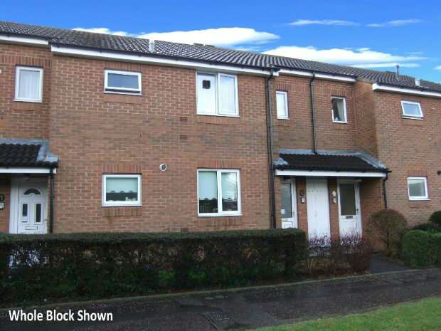 2 Bedrooms Flat for sale in Manning Court, Moulton , Northampton