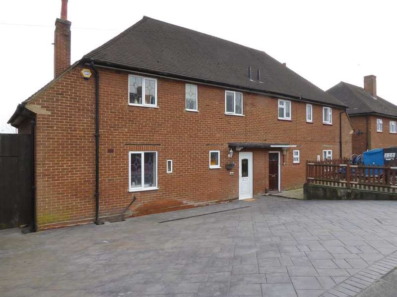 3 Bedrooms Semi Detached House for sale in Hall Place Crescent , Bexley, Kent, DA5 1PP