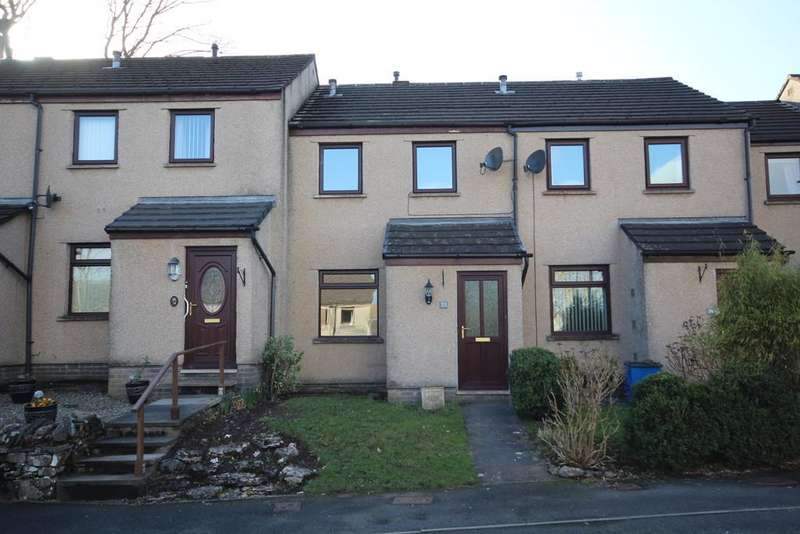 2 Bedrooms Terraced House for sale in 25 Yeats Close, Kendal
