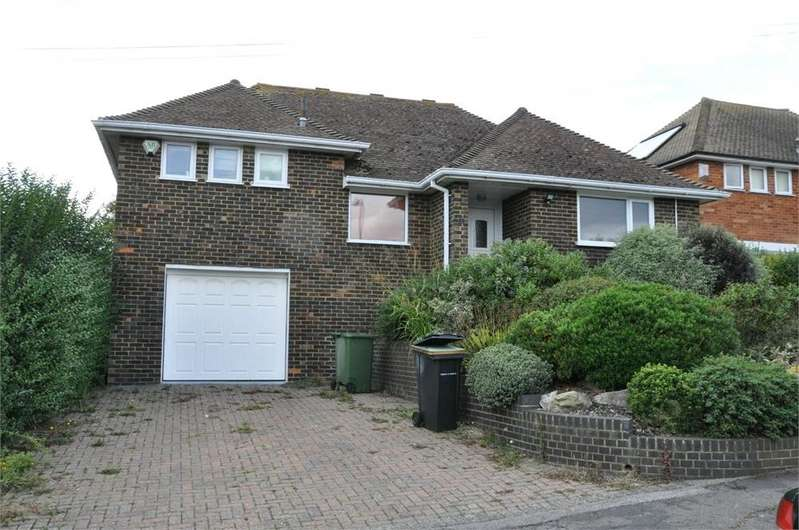 3 Bedrooms Chalet House for sale in Blackfields Avenue, Bexhill on Sea