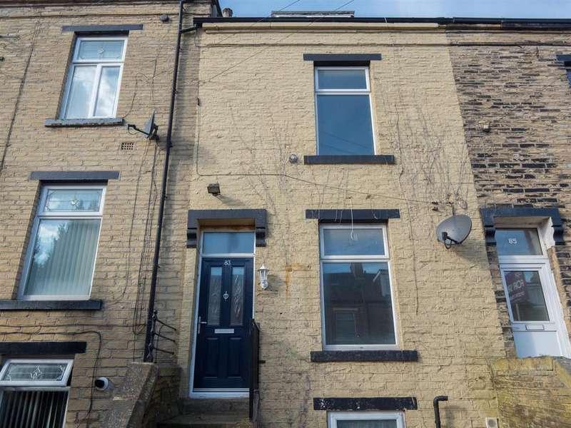 4 Bedrooms Terraced House for sale in Sydenham Place, Bradford BD3 0LA