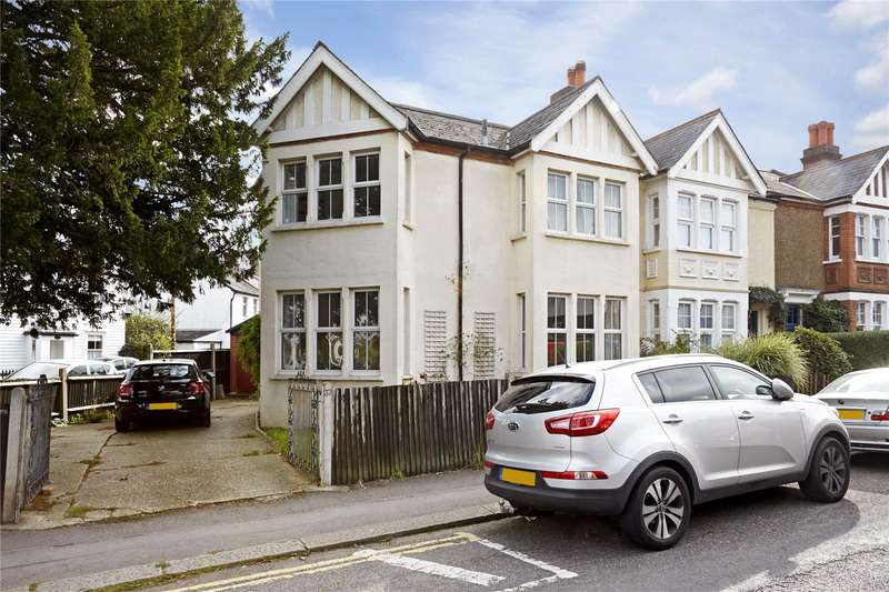 3 Bedrooms Semi Detached House for sale in Church Road, Epsom, Surrey, KT17