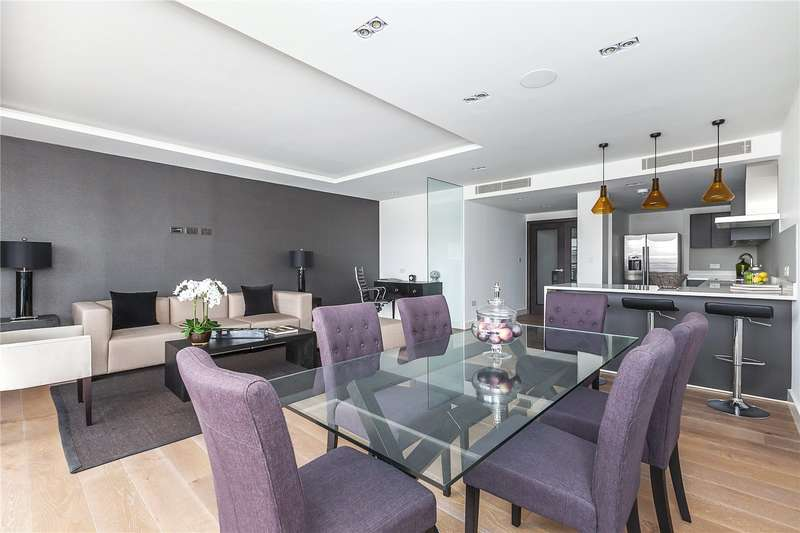 2 Bedrooms Flat for sale in Spice Quay Heights, 32 Shad Thames, London, SE1