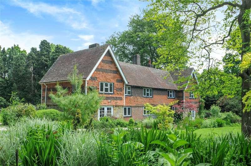 5 Bedrooms Detached House for sale in Fairwarp, Uckfield