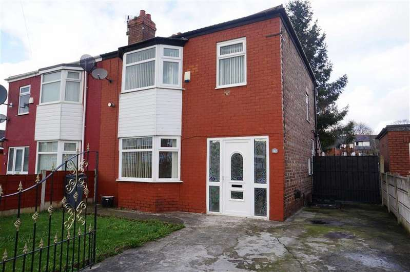 3 Bedrooms Property for sale in Manley Road, Whalley Range, Manchester, M16