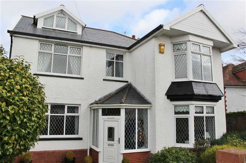5 Bedrooms Detached House for sale in Grange Road, West Cross