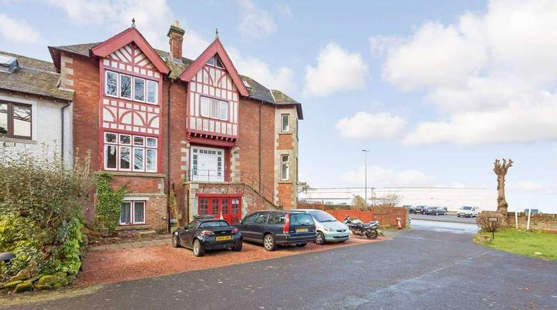 2 Bedrooms Flat for sale in Flat 1, 22 Newhalls Road, South Queensferry, EH30 9TA