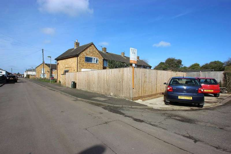 2 Bedrooms End Of Terrace House for sale in Winterbourne Close, Bicester OX26