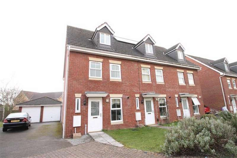3 Bedrooms Town House for sale in Heol Dewi Sant, Heath, Cardiff
