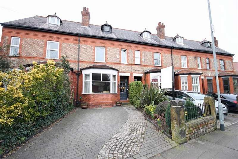 4 Bedrooms Terraced House for rent in Grange Lane, Didsbury, Manchester