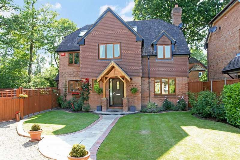 5 Bedrooms Detached House for sale in Chandler's Ford, Hampshire
