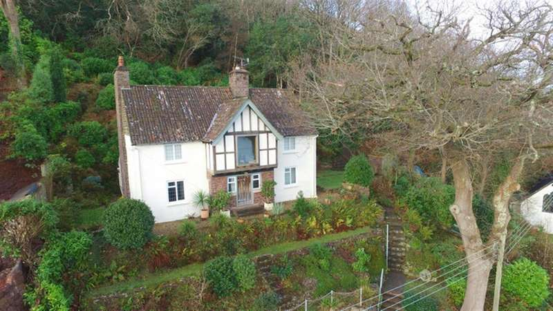 3 Bedrooms Detached House for sale in Porlock Weir, Porlock TA24