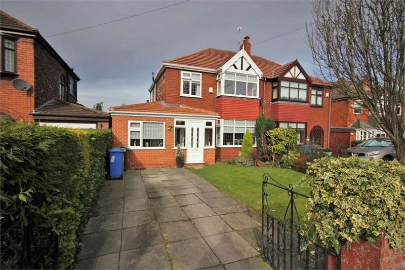 3 Bedrooms Semi Detached House for sale in Liverpool Road, WIDNES, Cheshire