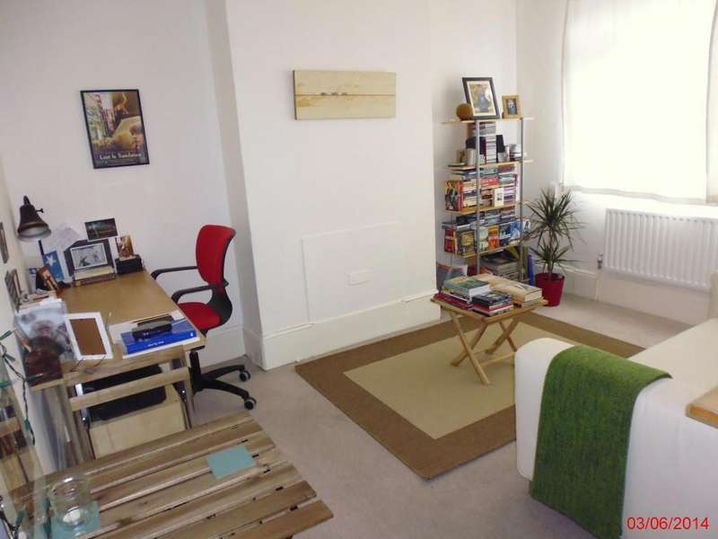 1 Bedroom House for rent in Lewes Road, Brighton