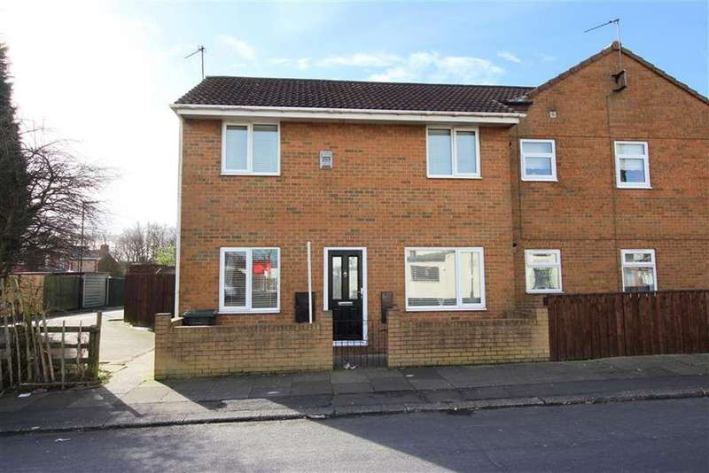2 Bedrooms Semi Detached House for sale in Allanville, Newcastle Upon Tyne