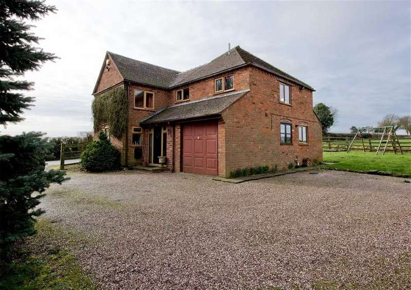 3 Bedrooms Cottage House for sale in Foxey Cottage, Offoxey Road, Tong, Shifnal, Shropshire, TF11