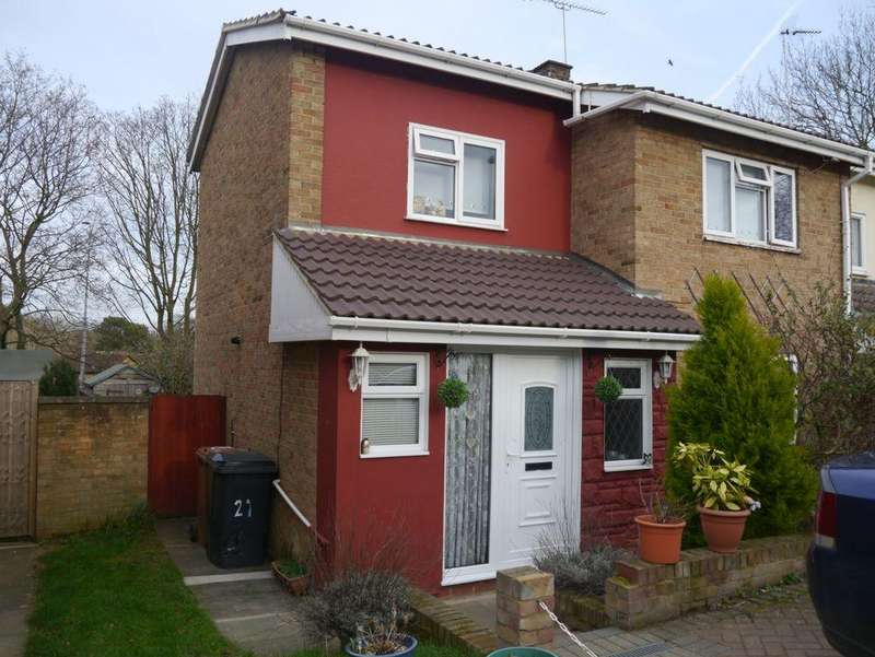 4 Bedrooms End Of Terrace House for sale in Market Place, Stevenage, SG1