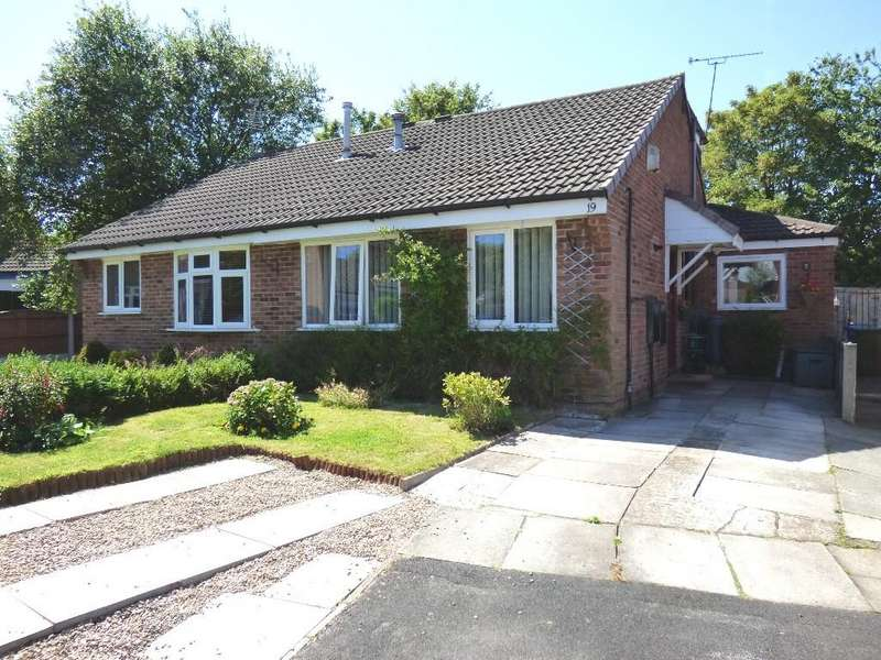 3 Bedrooms Bungalow for sale in Dunlin Close, Beechwood, Runcorn