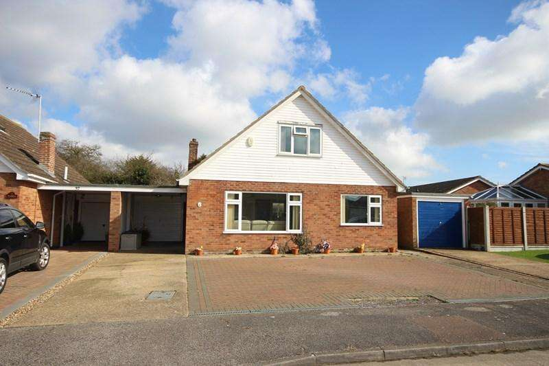 3 Bedrooms Detached House for sale in Laxton Grove, Great Holland, Frinton-On-Sea