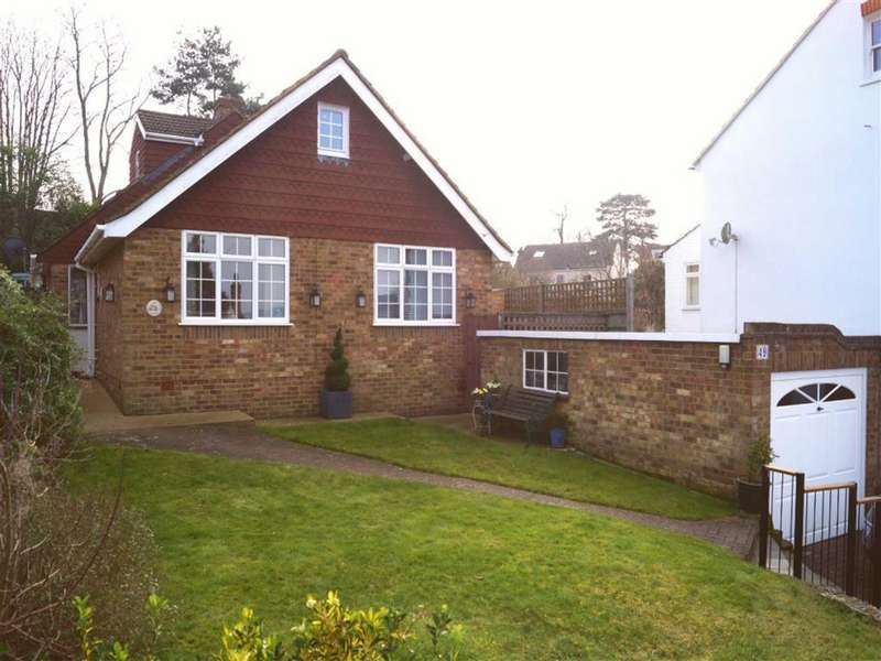 4 Bedrooms Detached House for sale in Camden Road, Sevenoaks, TN13
