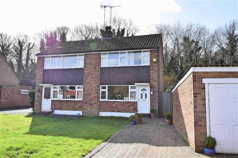 3 Bedrooms Semi Detached House for sale in Madison Way, Sevenoaks, TN13