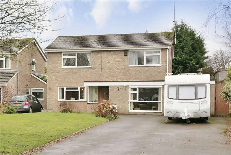 5 Bedrooms Detached House for sale in Brookside Way, Bloxham