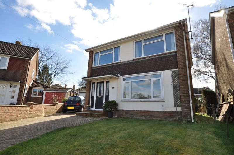 3 Bedrooms Detached House for sale in Gumbrells Close, Fairlands
