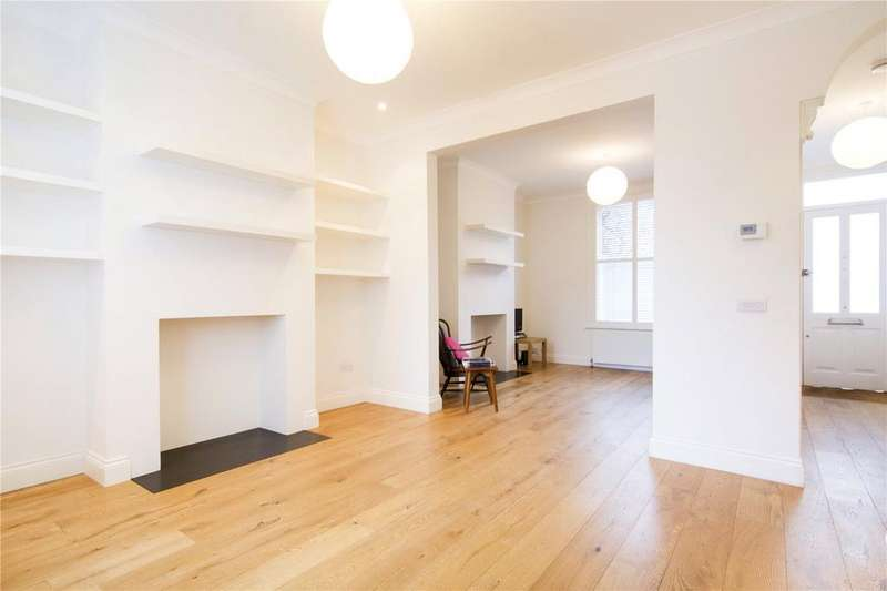 2 Bedrooms House for sale in Brougham Road, Hackney, London, E8
