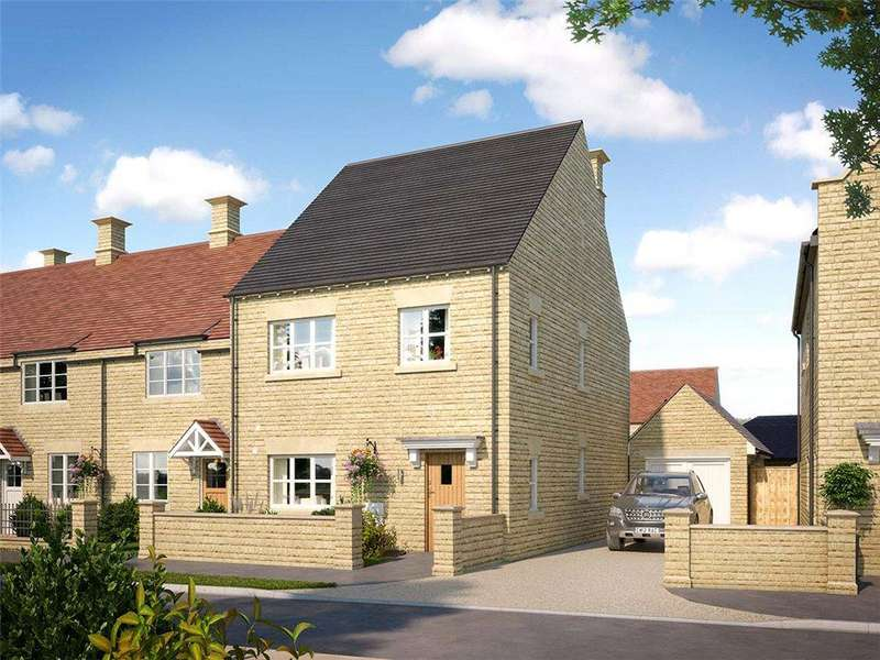 3 Bedrooms End Of Terrace House for sale in Highworth, Leamington Road, Broadway, Worcestershire, WR12